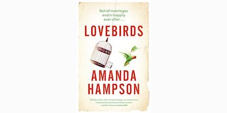 Author talk - Amanda Hampson - Mornington Library tickets
