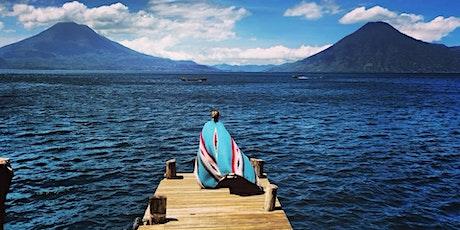 Journey Into Sacred Expression Women's Writing & Yoga  Retreat, Guatemala entradas