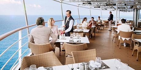 Silversea Cruises Auckland Information Sessions - Wednesday 7 July 2021 tickets