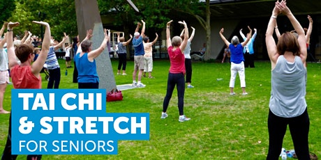 Get Moving: Tai Chi & Stretch for seniors tickets