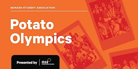 MSA C&E: Potato Olympics! tickets