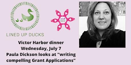 Victor Harbor dinner - Women in Business Regional Network - Wed 7/7/2021 tickets