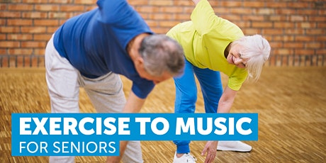 Get Moving: Exercise to music for seniors tickets