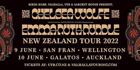Chelsea Wolfe NZ 2022 Wellington tickets