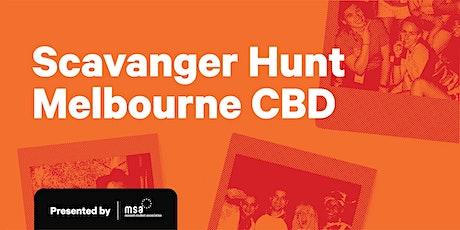 MSA C&E: City Scavenger Hunt & Picnic! tickets