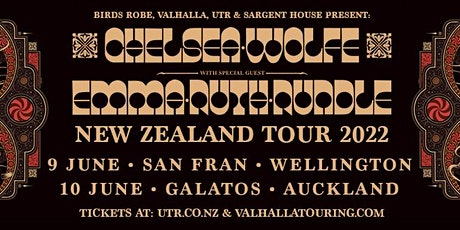 Chelsea Wolfe NZ 2022 Auckland tickets