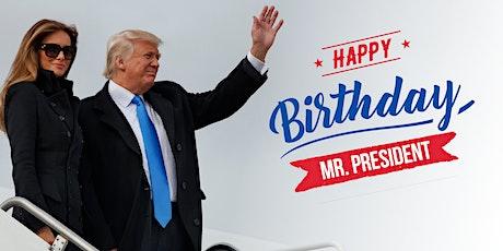 Trump Rally Rerun - Celebrate our 45th President's birthday! tickets