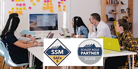 SAFe® Scrum Master  -June 28-29-Canada Eastern - (SSM® 5.0 Certification) tickets