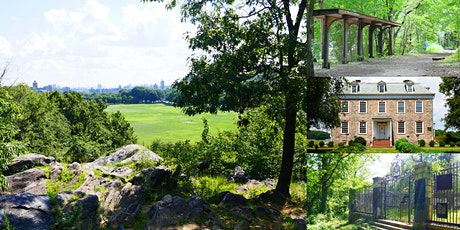 Exploring Van Cortlandt Park, From Hidden Cemetery to Railroad Remnants tickets