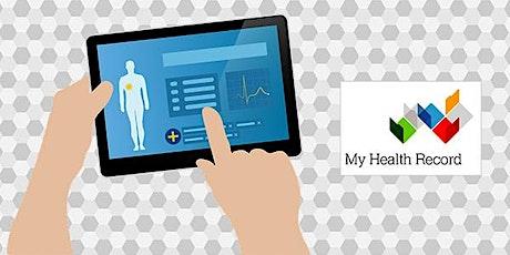 My Digital Health Record (Flemington) tickets