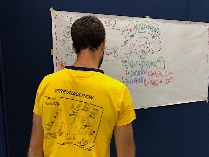 Image pour Prevhakthon -Lyon: le retour du Hackathon de la prévention