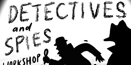 Winter holiday program: Detective and spies drawing workshop tickets