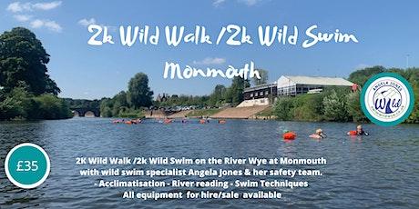 2K Wild Walk & 2K Guided Swim (Monmouth) tickets