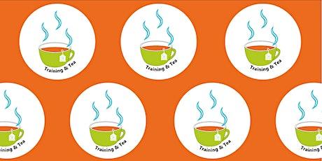 Training & Tea -  Managing difficult conversations tickets
