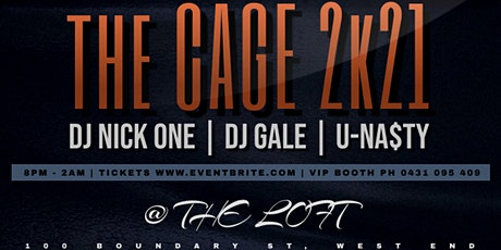THE CAGE LAUNCH tickets