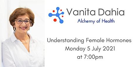 Alchemy of Health 5 - Understanding Female Hormones Online  5/7/21 7:00pm tickets