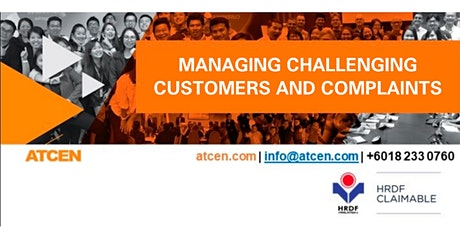 Managing Challenging Customers and Complaints tickets