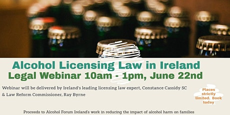 Licensing Law in Ireland tickets