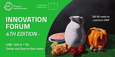 IV Food Innovation Forum entradas