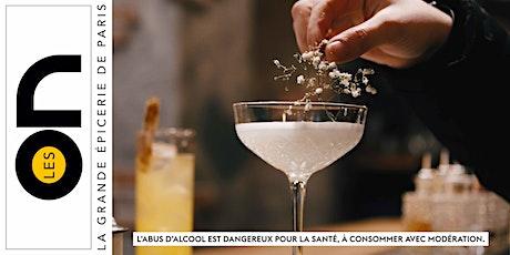 Les ON : Atelier fabrication de cocktails anisés par la Maison Ferroni billets