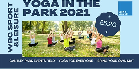SPORT & LEISURE Yoga in the Park tickets