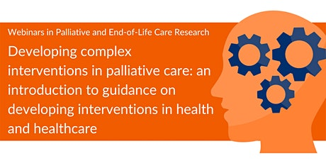 Webinar: developing interventions in health and healthcare tickets