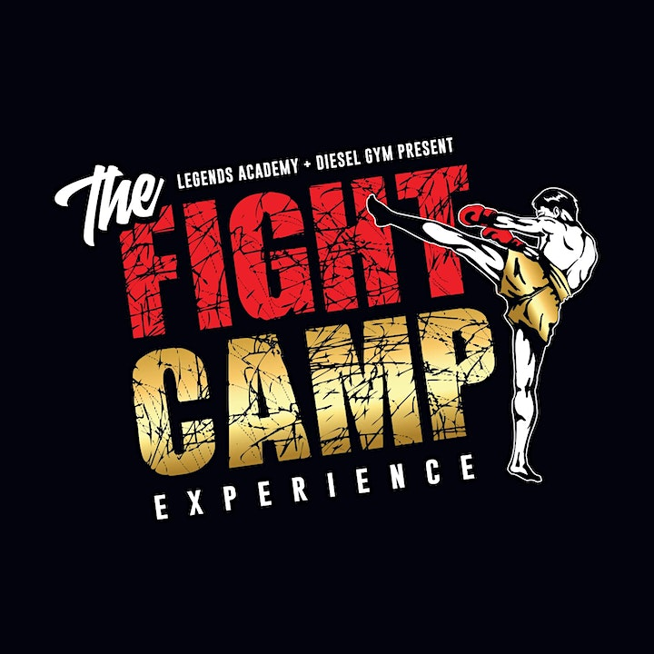 The Fight Camp Experience image