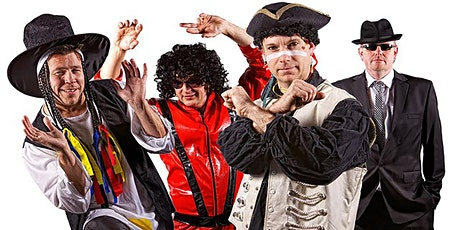 Kick up the 80's Tribute Night - Knowle tickets