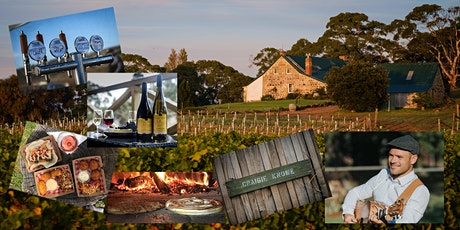 Unwind In The Vines V6, The Great Eastern Wine Weekend Edition 2021 tickets