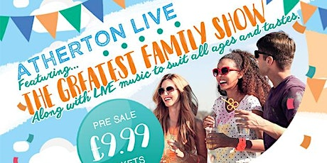 Atherton Live Family Music Festival tickets