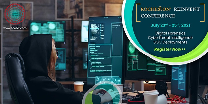 Rocheston Reinvent Summer Conference - July 2021 image