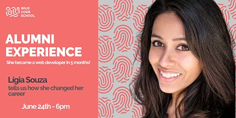 WILD CHAT - Alumni Experience -  She became a Web Developer in 5 months entradas