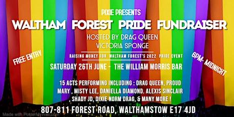 Waltham Forest Pride Fundraiser tickets