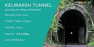 *NEW* MAIDWELL AND KELMARSH TUNNEL WALK | 4.5 MILE