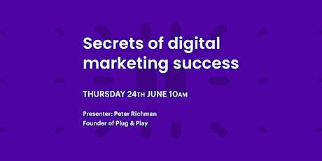 Secrets of Digital Marketing Success in Construction Tickets