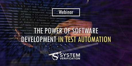 The Power of Software Development in Test Automation tickets