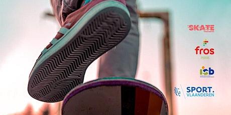 Start to skateboard: 10 - 16 jaar tickets