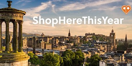 ShopHereThisYear Influencer Workshop - Food&Drink tickets