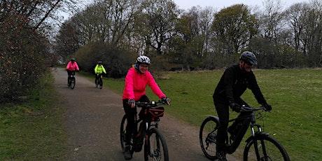 Social Bike Ride - Three Parks tickets