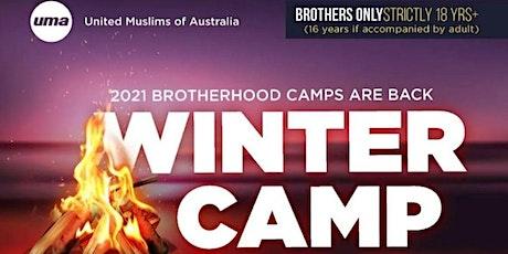 2021 UMA WINTER BROTHERHOOD CAMP tickets