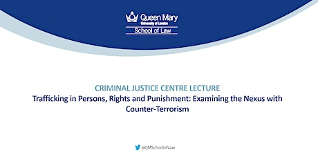 Trafficking in Persons, Rights and Punishment: Examining the Nexus with... tickets