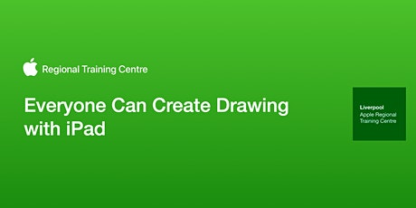Everyone Can Create Drawing with iPad tickets