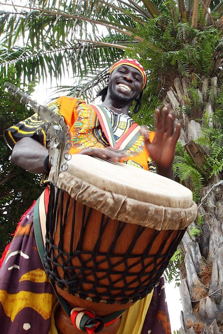 覓音樂!Make Music, Hong Kong!  2021 (ADADC African Drumming, 力臻 Lagchun) image