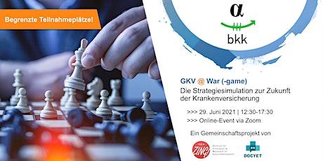 GKV @ War (-game) Tickets