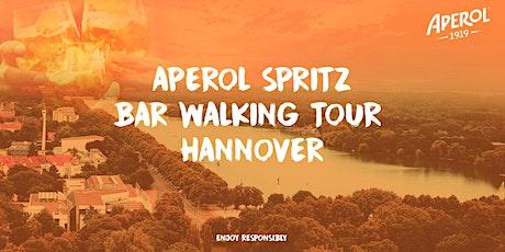 Aperol Spritz Bar Walking Tour Hannover 2021 Tickets