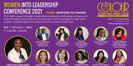 Women Into Leadership Conference Tickets