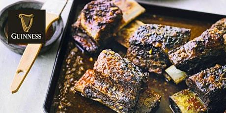 SLOW COOKED RIBS WITH GUINNESS DEMO - FREE tickets