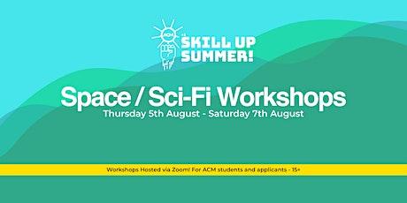 Skill Up Summer: Rigidbody Physics Based Game tickets