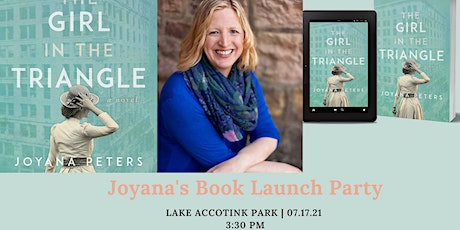 Book Launch Party for Joyana Peters tickets