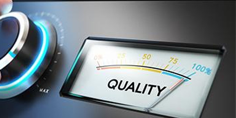 Webinar: Quality is not a standard